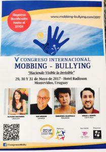 17-03-23 - V Congreso Internacional de Mobbing - Bullying