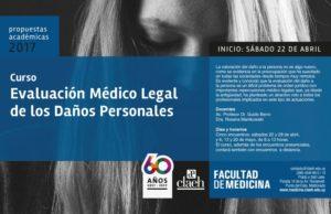 17-03-24 - Curso CLAEH - Evaluación Médico Legal de los Daños Personales